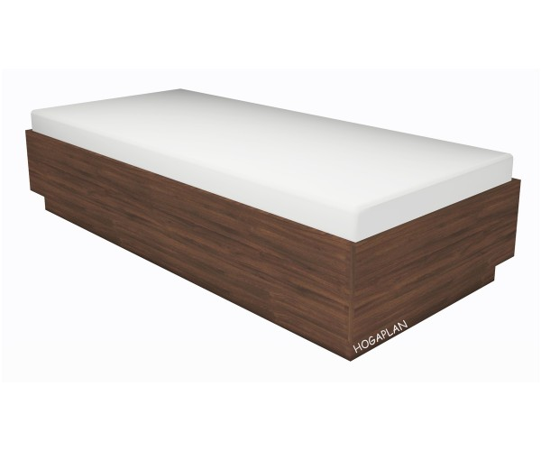 Holz- Einzelbett