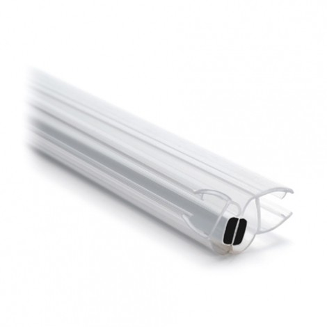 Magnetdichtung 135°, für Glasstärke 8-10 mm