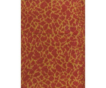Teppichboden Lissabon Farbe rot 471