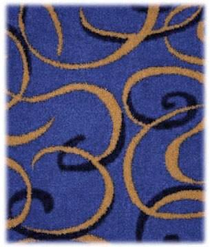 Hotelteppich Passat 632 blau