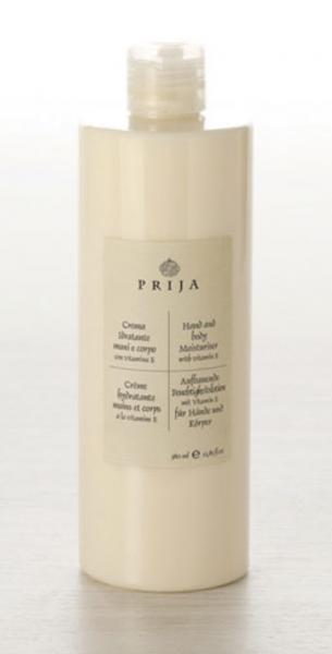 Prija Feuchtigkeitslotion mit Vitamin E 380ml / 1 Karton
