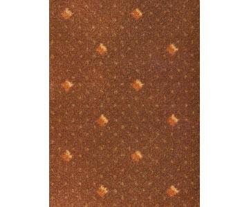 Teppichboden Kairo Farbe orange 473