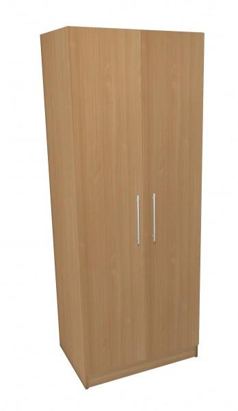 Kleiderschrank 2-türig Buche