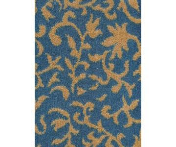 Teppichboden Madrid Farbe blau 659