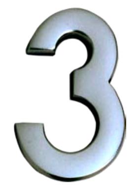 Buchstaben/Zahlen Block Breit