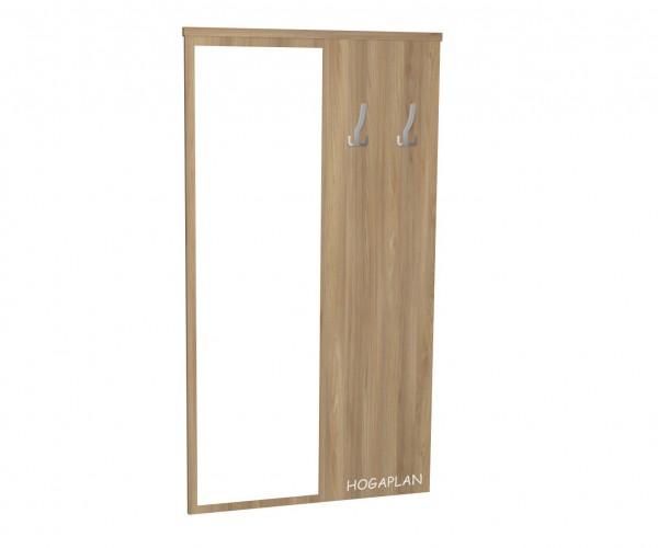 Spiegel Garderobenplatte