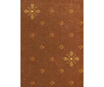 Teppichboden Havanna Farbe orange 473