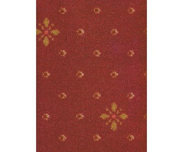Teppichboden Havanna Farbe rot 471