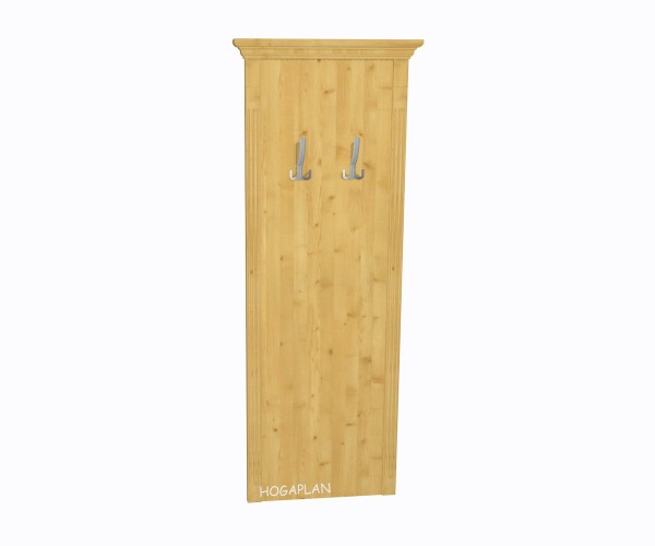 Garderobenplatte