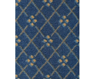 Teppichboden London Farbe blau 659