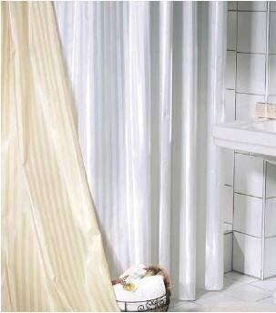 Textil-Duschvorhang MENUETTO