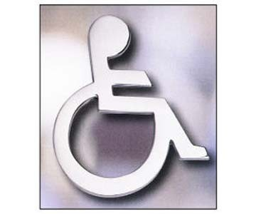 Rollstuhlfahrer (Behindertensymbol)