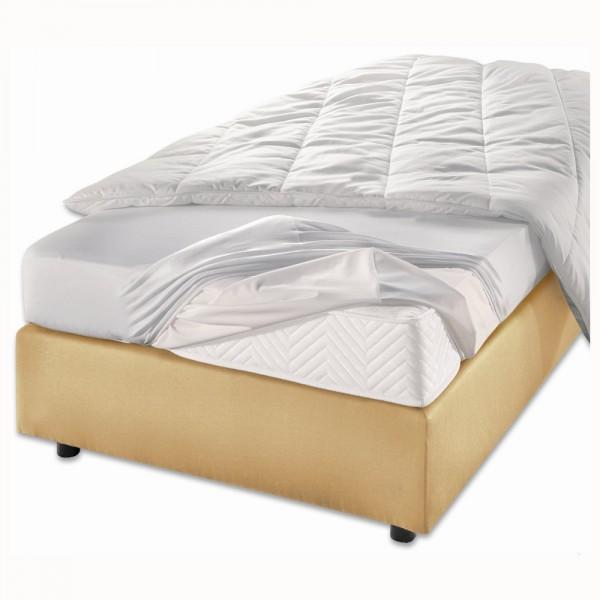 Care Plus 23 Antiallergener Matratzenhygienebezug bis 23 cm Matratzenhöhe