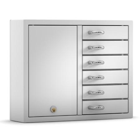 Keybox, Schlüsselausgabebox, Keybox 9006E