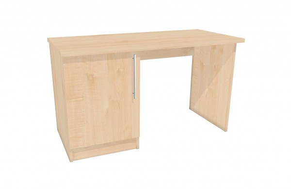 Schreibtisch mit Unterschrank