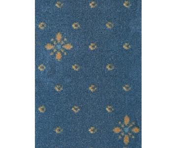 Teppichboden Havanna Farbe blau 659