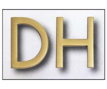 Toilettensymbol DH