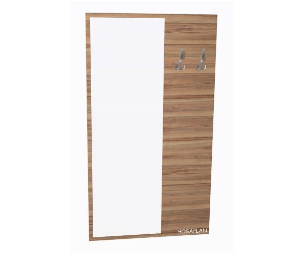 Spiegelgarderobenplatte