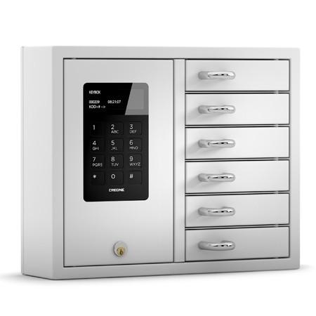 Keybox, Schlüsselsafe, Schlüsselausgabesystem