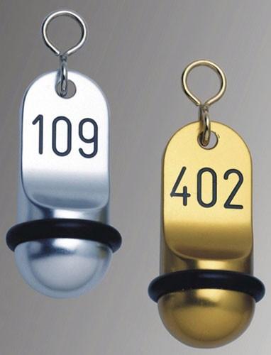 Schlüsselanhänger Classic 7 cm Länge