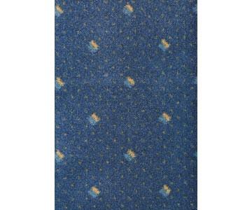 Teppichboden Kairo Farbe blau 659